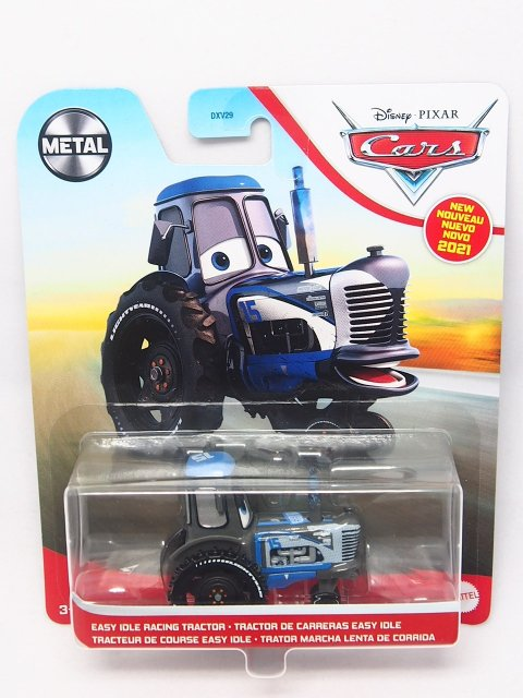 EASY IDLE RACING TRACTOR 2021