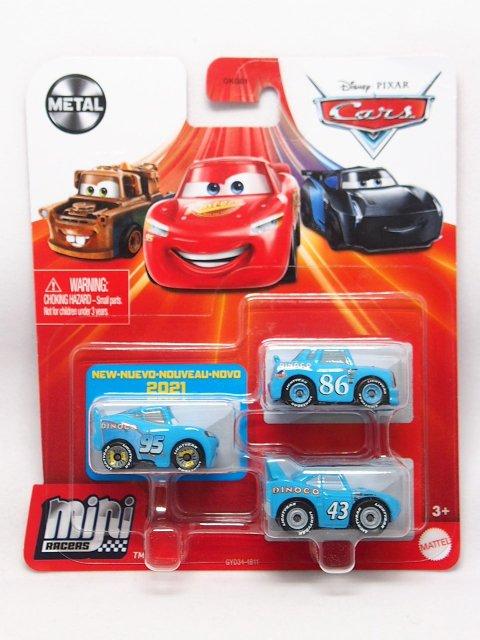 MINI RACERS 3-PACK 2021 ダイナコ SERIES (ブリンブリンLMQ/キング/ダイナコチック
