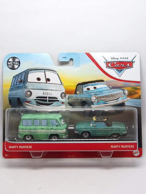 DUSTY and RUSTY 2-PACK 2021