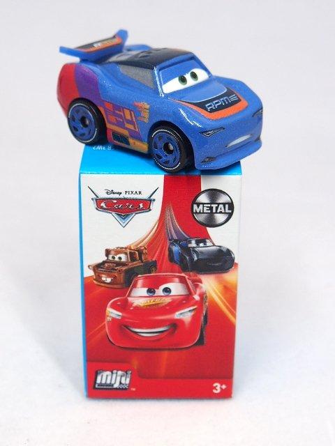 2021 MINI RACERS バリー ディペダル RPM No.64