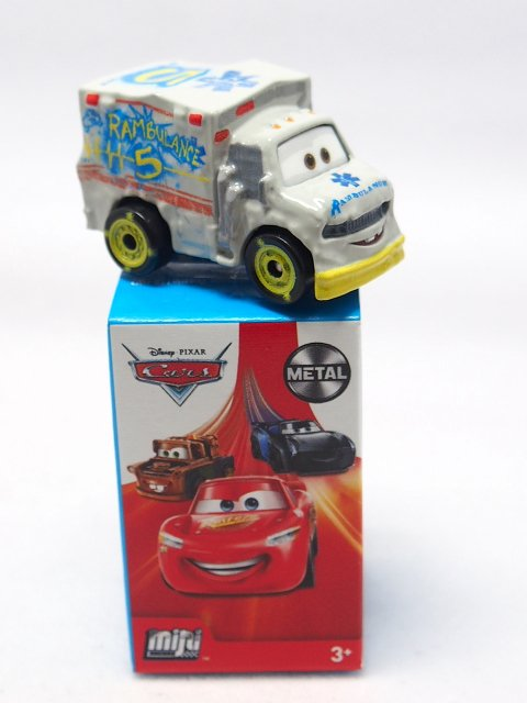 2021 MINI RACERS ドクター ダメージ