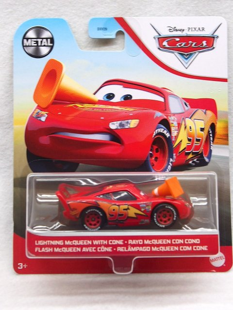 LIGHTNING McQUEEN With CONE 2021