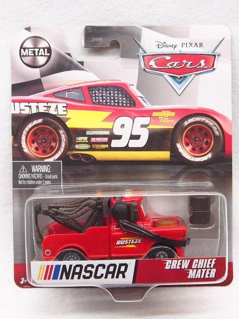 NASCAR SERIES MATER 2021