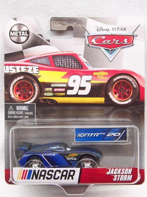 NASCAR SERIES JACKSON TORM 2021