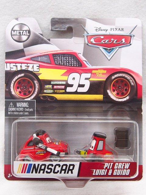 NASCAR SERIES LUIGI and GUIDO 2021