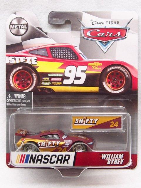 NASCAR SERIES SHIFTY WILLIAM BYREV 2021