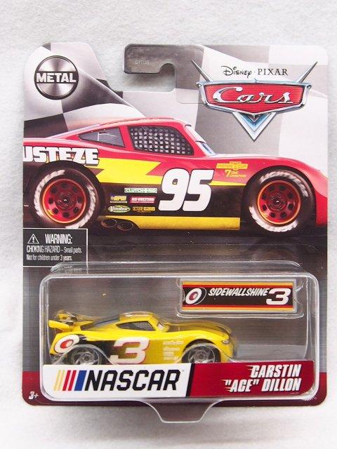 NASCAR SERIES CARSTIN ACE DILLON 2021