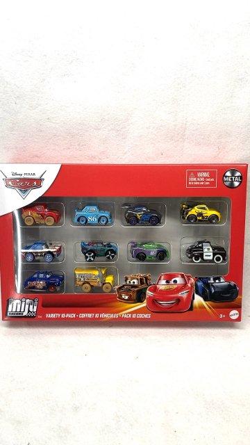 MINI RACERS バラエティーシリーズ 10-PACK 2021 ジョージ ニューウィン)