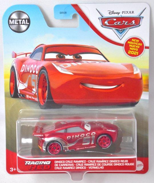 RACING RED CRUZ RAMIREZ 2021