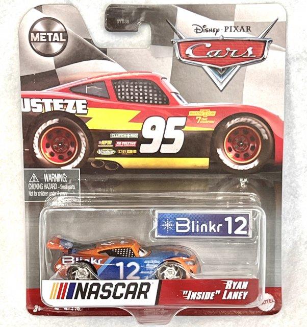 NASCAR SERIES RYAN