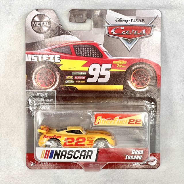 NASCAR SERIES GOGO LOGANO 2021