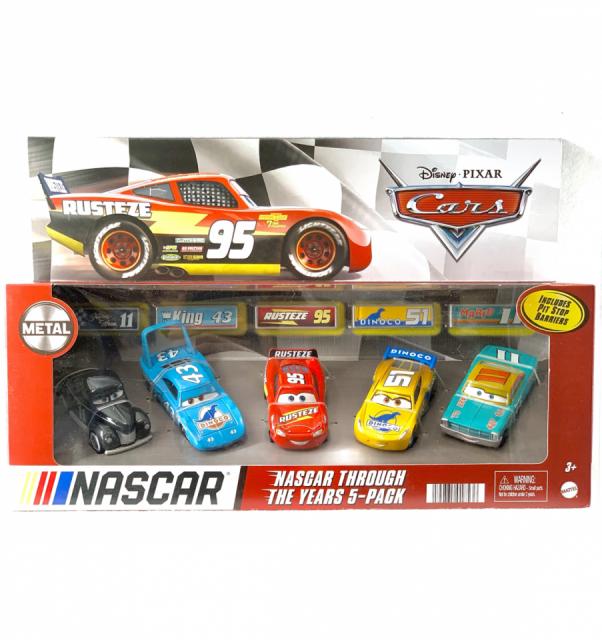 ご予約販売品】NASCAR THROUGH THE YEARS BOX SET 2021