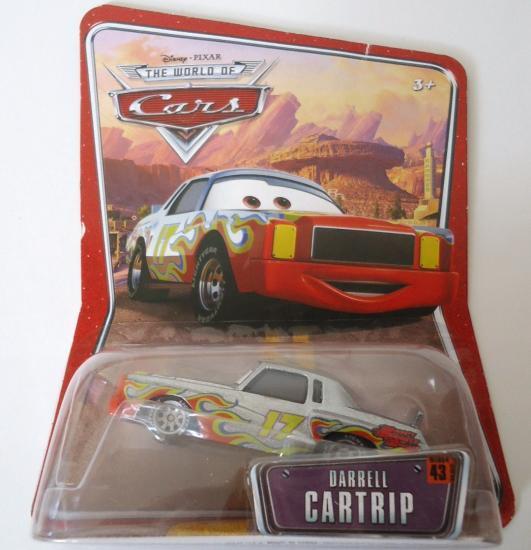 DARRELL CARTRIP WOC版