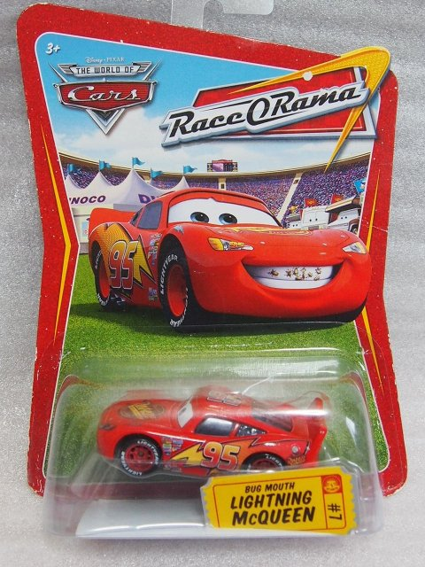 BUG MOUTH LIGHTNING MCQUEEN  ROR版