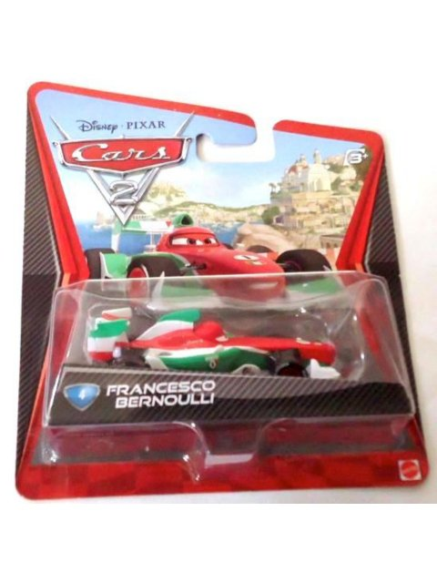 FRANCESCO BERNOULLI  PC版