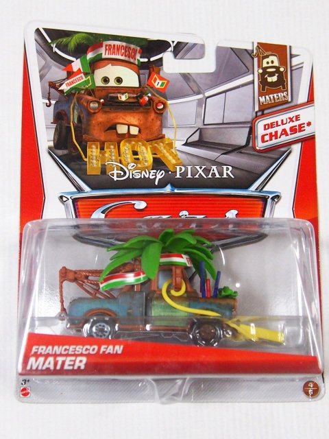 FRANCESCO FAN MATER DELUXE CHASE版