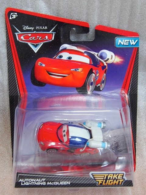 TAKE FLIGHT AUTONAUT LIGHTNING McQUEEN 豪華版