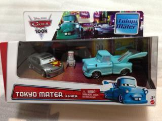 TOKYO mater 3pack 東京メーター3パック