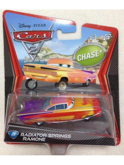 RADIATOR SPRINGS RAMONE  CHASE!! PC版
