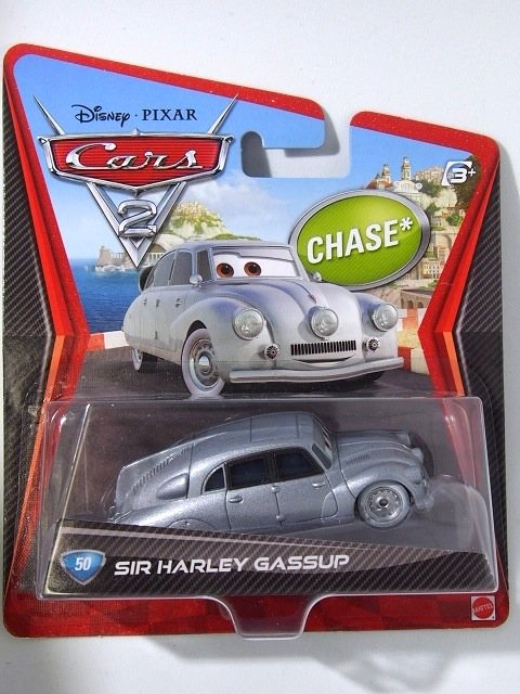 SIR HARLEY GASSUP CHASE PC版