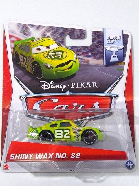 SHINY WAX NO.82 2013