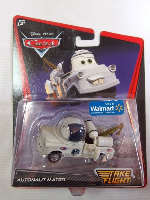 TAKE FLIGHT AUTONAUT MATER DELUXE WALMART限定2012年