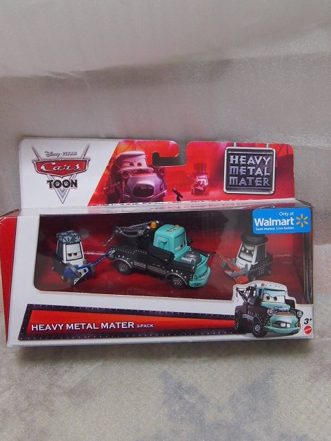 HEAVY METAL MATER 3 PACK