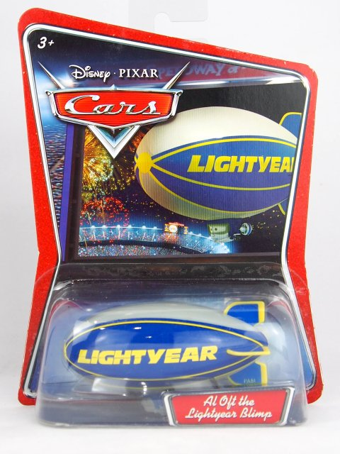 訳有特価】AL OFT LIGHTYEAR BLIMP  WALMART限定SCパッケージ