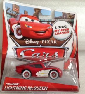 CRUISIN Lightning McQueen LOOK My EyesChange LOOK EYES CHANGE版
