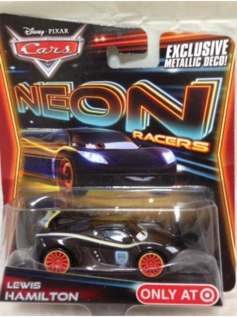 NEON Racers LEWIS HAMILTON