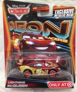NEON Racers LIGHTNING McQUEEN
