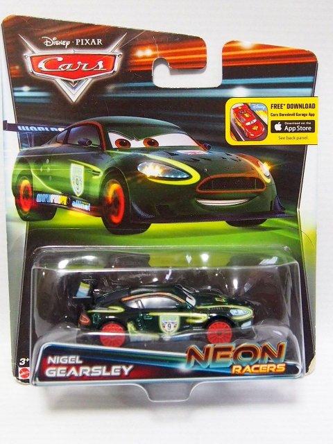 NEON Racers NIGEL GEARSLEY
