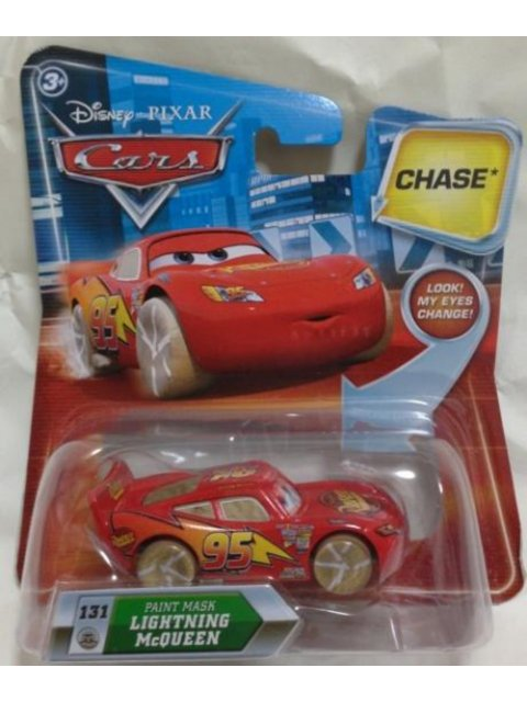 PAINT MASK LIGHTING McQUEEN CHASE NS LOOK EYES CHANGE版