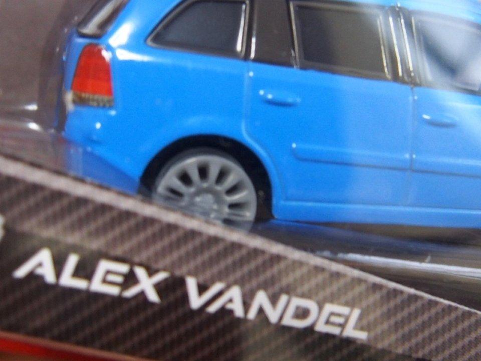 ALEX VANDEL CHASE PC版