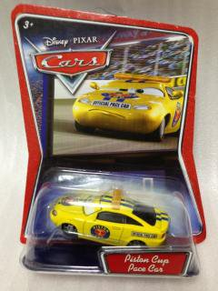 PISTONCUP PACE CAR (CHARLIE CHECKER) SC WALMART限定版レッドレンズ