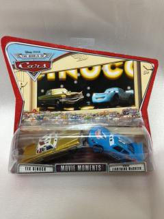 TEX DINOCO AND DINOCO LIGHTNING MCQUEEN WOC版