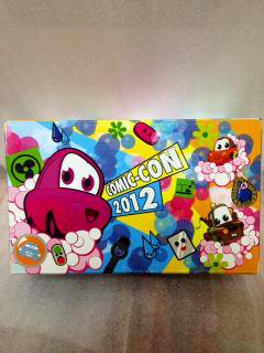 BATHROOM MATER  2012 COMIC CON 限定