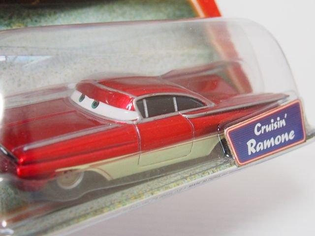 CRUISIN RAMONE SC版(OLD SCHOOL RAMONE)*