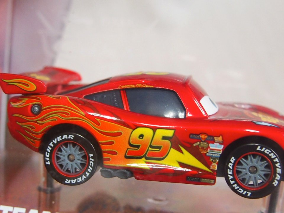 RS TEAM LIGHTNING MCQUEEN SPECIAL EDITION TARGET限定!
