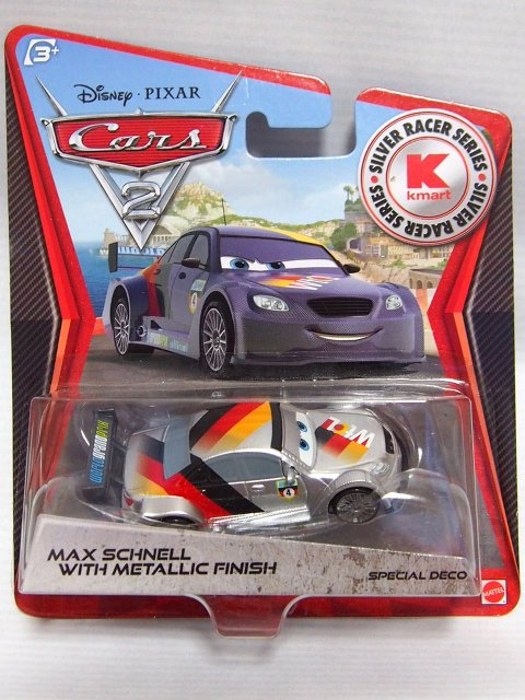 MAX SCHNELL SILVER METALLIC RACER K-MART DAY限定  PC版#9
