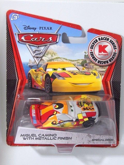MIGUEL CAMINO SILVER METALLIC RACER K-MART DAY限定  PC版#9