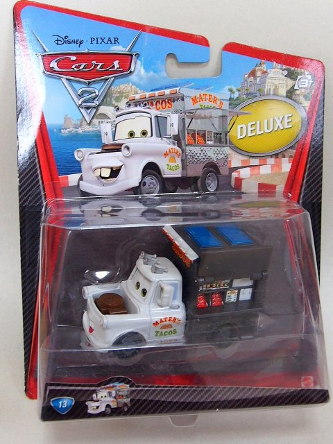 TACO TRUCK MATER DELUXE PC版