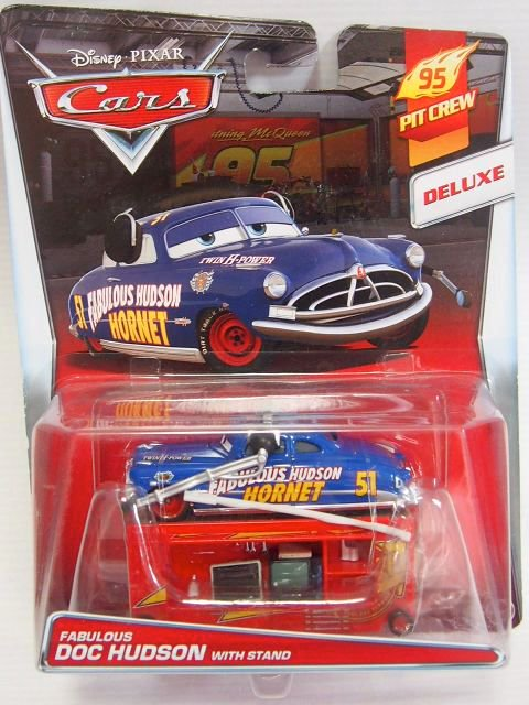FABULOUS DOC HUDSON WITH STAND DELUXE版