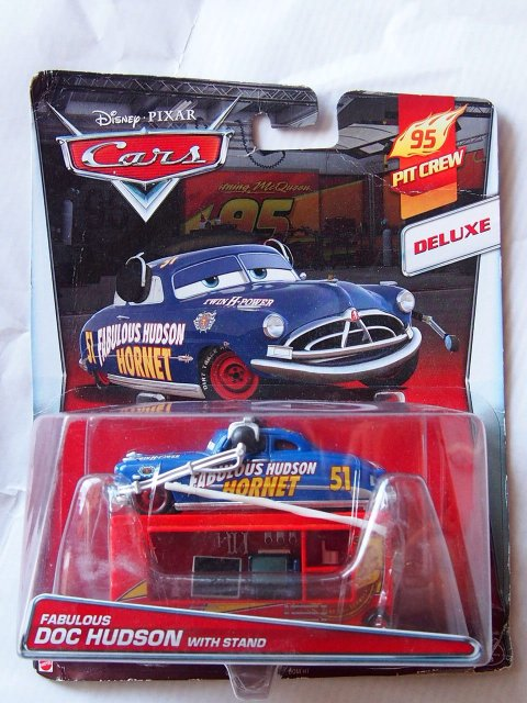 訳有特価】FABULOUS DOC HUDSON WITH STAND DELUXE版