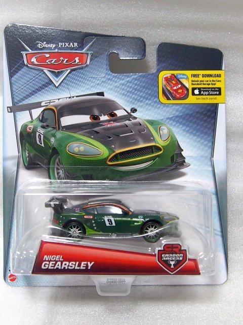 CARBON RACERS NIGEL GEARSLEY