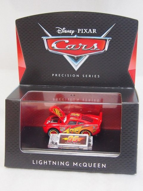 PRECISION series LIGHTNING MCQUEEN