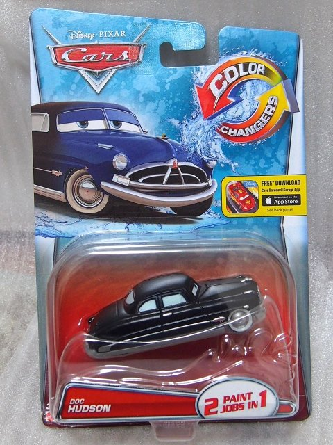 COLOR CHANGER DOC HUDSON