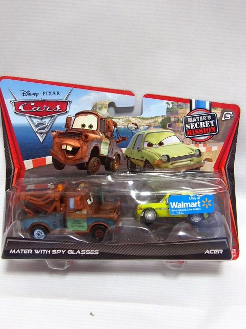 MATER WITH SPY GLASSES AND ACER PC版