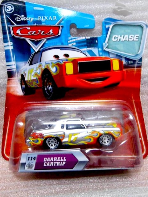 DARRELL CARTRIP CHASE NS版