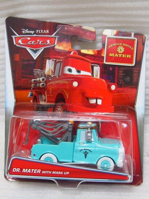DR.MATER WITH MASK UP